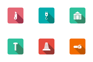 Construction Vol 2 Icon Pack