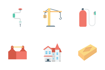 Construction Vol 3 Icon Pack