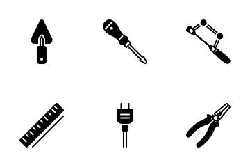 Construction Works Icon Pack