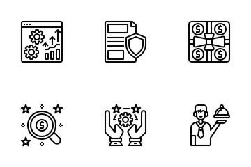 Consumer Icon Pack