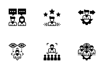 Consumer Behavior Icon Pack