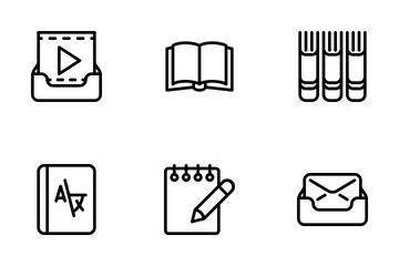 Content Icon Pack