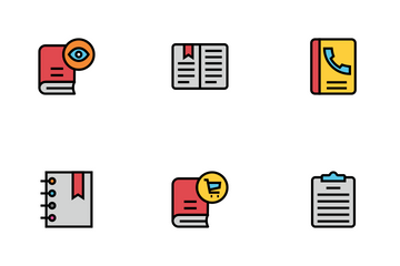 Content Copyright Icon Pack