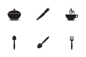 Cooking Icon Pack