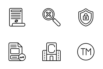 Copyright Icon Pack