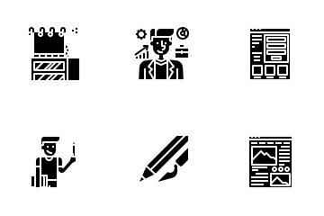 Copywriting Icon Pack