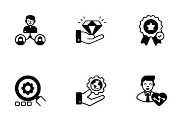 Core Values Icon Pack