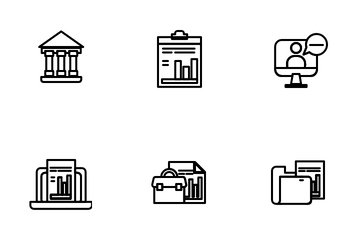 Corporate Icon Pack