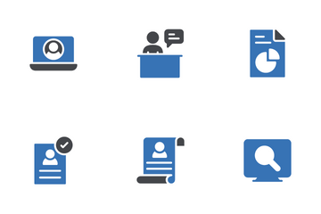 Corporation Icon Pack