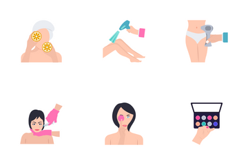 Cosmetology Icon Pack