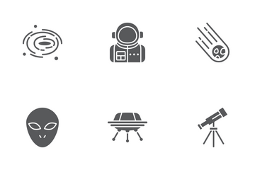 Cosmos Icon Pack