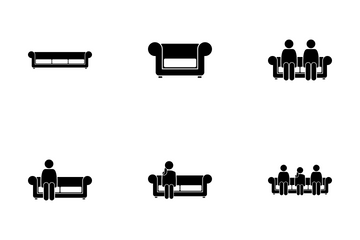 Couch Icon Pack