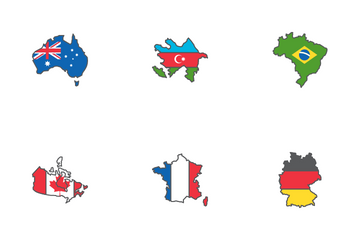 Country Icon Pack