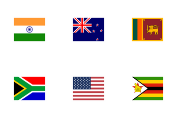 Country Flags Icon Pack