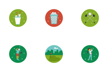 Country Sport Club Icon Pack