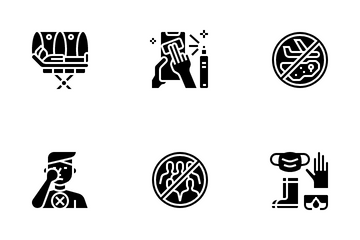 Covid-19 Icon Pack