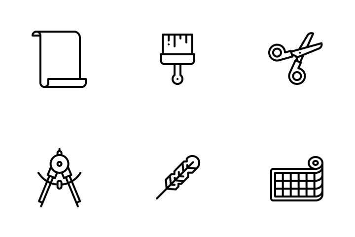 Crafting Icon Pack