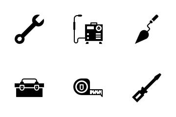 Craftsman Tool Icon Pack