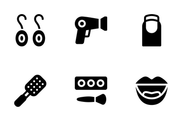 Crafty Girl Icon Pack