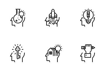 Creative Idea Icon Pack