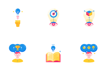 Creative Lifestyle Icon Pack
