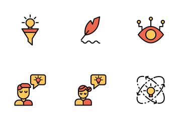 Creativity Vol - 1 Icon Pack
