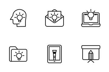 Creativity Vol - 2 Icon Pack