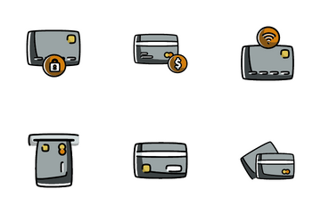 Credit Car - Filled Icon Pack