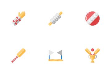 Cricket Championship Icon Pack