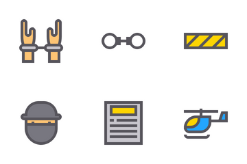 Crime Icon Pack