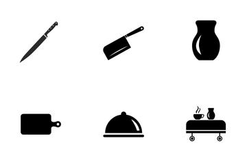 Crockery  Icon Pack