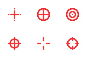 Crosshair Icon Pack