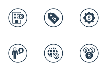 Crowd Funding Icon Pack