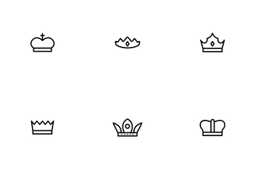 Crown Icon Pack