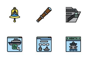 Cruising Icon Pack