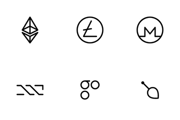 Crypto Icon Pack