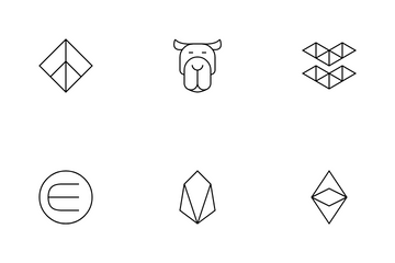 Crypto Coins Icon Pack