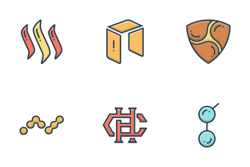 Crypto Currency Icon Pack