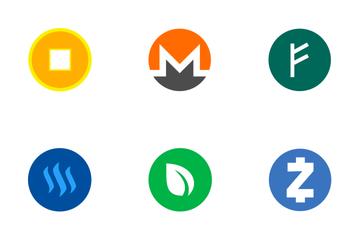 Crypto Logos Icon Pack
