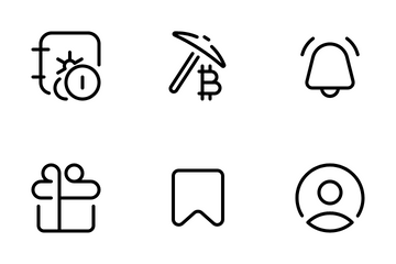 Crypto Vol 1 Icon Pack