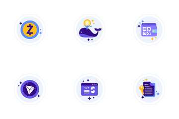 Cryptocurrency Vol - 2 Icon Pack