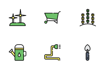 Cultivation Icon Pack