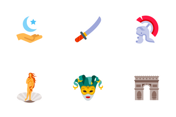 Culture Icon Pack