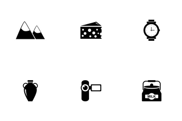 Culture & Communities  Icon Pack