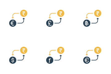 Currency Conversion - Rupee Icon Pack