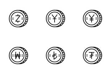 Currency Icon Pack