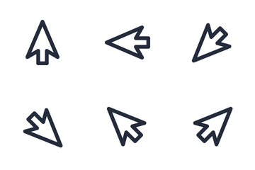 Cursors Icon Pack