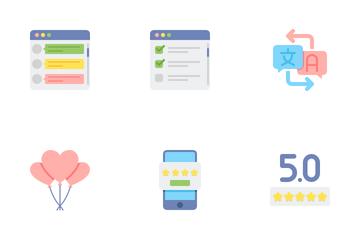 Customer Feedback Icon Pack