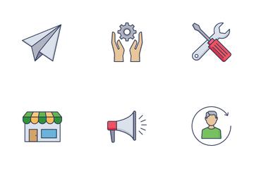 Customer Service Vol 1 Icon Pack