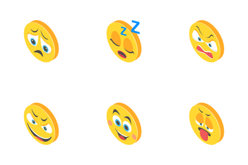 Cute Emoji Icon Pack